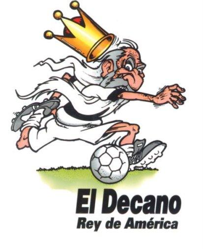 Afiche Rey deCopas