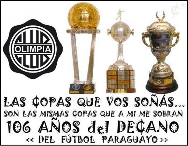 Olimpia Campeon